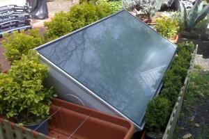 Impianto solare termico a Monteporzio - Roma