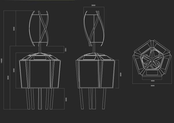 E COMMUNICATION modello 2D | daniele-rocchi.com