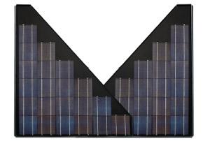 SOSTENIBILITA' (pannelli triangolari)