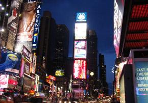 COMUNICAZIONE (Times Square)