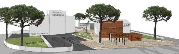 Eco City 2013 riqualificazione urbana all'infernetto | daniele-rocchi.com