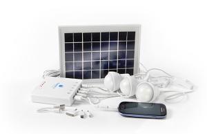 Caricabatteria-solare